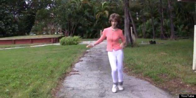 Prancercise de Joanna Roharback: hacer ejercicio imitando el paso de caballos