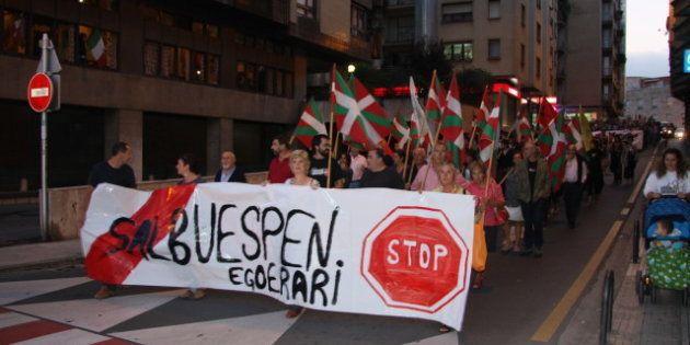 La Audiencia Nacional prohibe una manifestación en apoyo a Bolinaga por si enaltece a