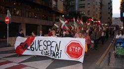 Tercer grado para Bolinaga: los manifestantes, a