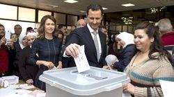 Siria vota en unas elecciones