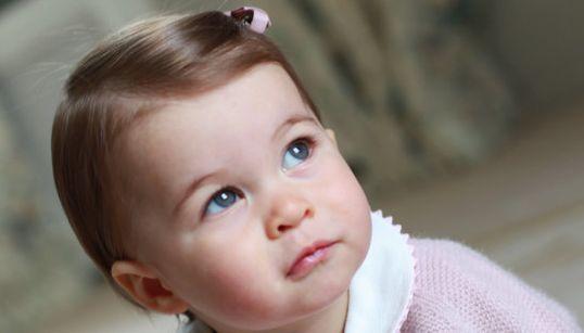 La princesa Carlota cumple un año