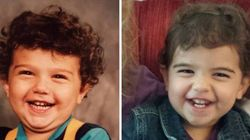 Padres e hijos tan parecidos que pensarás que ves doble