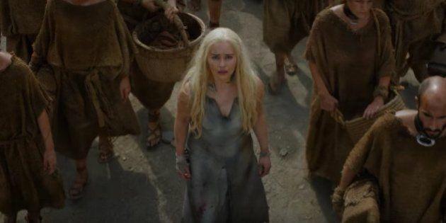 'Juego de Tronos' estrena tres vídeos de Daenerys, los Lannister y la huida de Sansa y