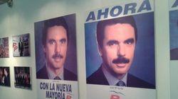 Aznar SÍ está en la Convención Nacional del PP
