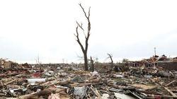 El tornado de Oklahoma, el más ancho de la historia de