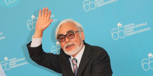 Hayao Miyazaki abandona el cine tras presentar su última película en