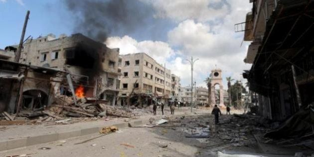 Nuevos bombardeos en Alepo marcan el final del alto el fuego en