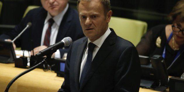 La UE defiende reforzar las fronteras ante migrantes y dice que no habrá otro