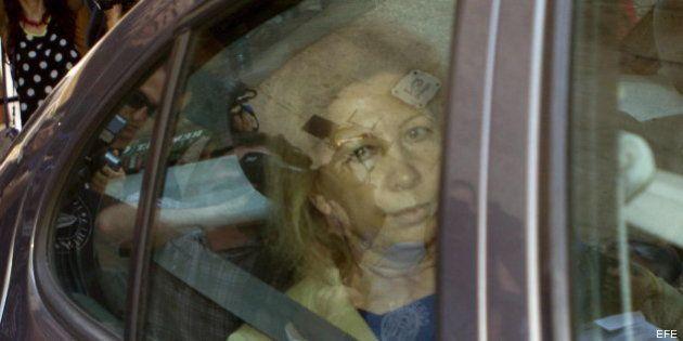 La Audiencia de Palma ordena el ingreso en prisión de Maria Antònia