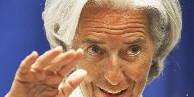 El FMI admite