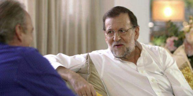 Bertín bate récord con Rajoy: 4,3 millones de personas siguieron 'En la tuya o en la