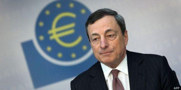 Draghi recomienda a España bajar impuestos y reducir el gasto