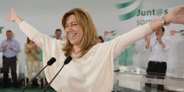 Díaz acuerda con IU agotar la legislatura y sale en defensa de