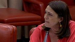 El enganchón de Soraya Rodríguez con Celia