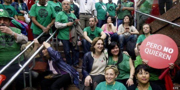El PP pide a la Eurocámara que retire el premio a la PAH por considerarlo un