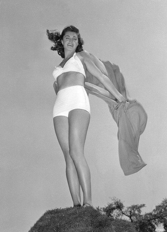 'La sirena de Hollywood', Esther Williams, fallece a los 91 años (FOTOS,
