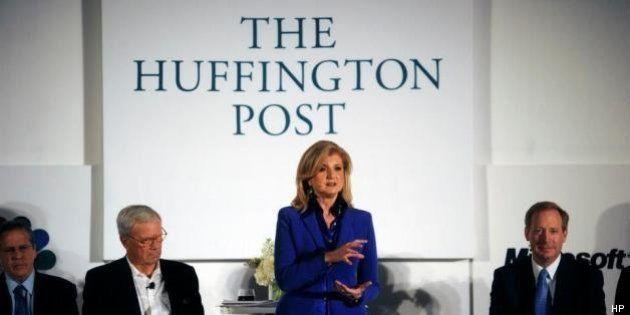 Arianna Huffington: