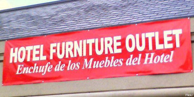 Las malas traducciones del inglés al español
