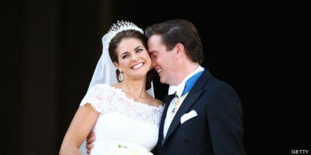 Magdalena de Suecia se casa con el financiero Christopher O'Neill