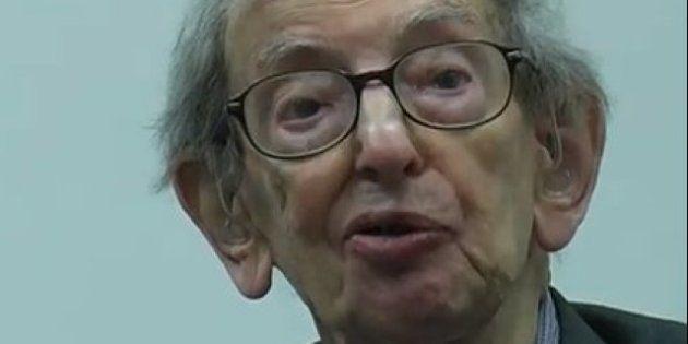 Muerte de Eric Hobsbawn: fallece a los 95 años el historiador marxista que creó 'el siglo corto'