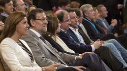 Rajoy no habla con sus barones sobre la reforma del