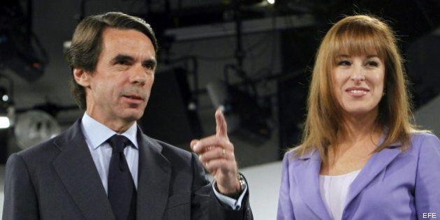 Moncloa envió a los Ministerios la instrucción de no comentar la entrevista de Aznar en