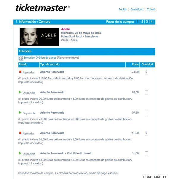 Adele lo vende todo en una hora y dará un segundo concierto en Barcelona el 25 de