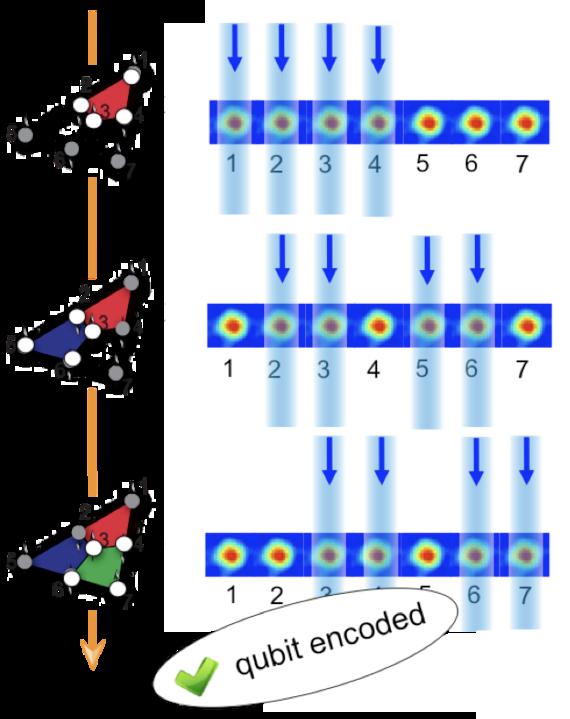 Computación cuántica: frágil y sin embargo libre de