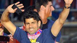 Diego Costa, nuevo jugador del