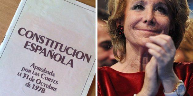 Monago comparecerá con una Constitución y una pulsera verde en honor a Esperanza