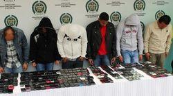 Móviles robados: ¿Cómo acaban en manos de los cárteles