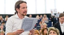 Así se estrena Podemos en la moqueta de la casta