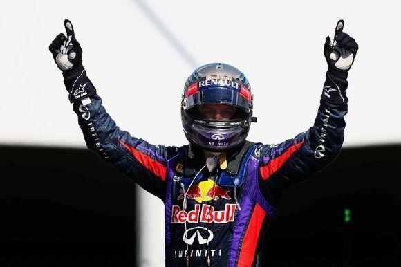 Vettel y Alonso sobresalen en el GP de