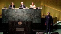 Protocolo en la Asamblea General de la