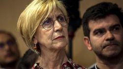 Rosa Díez pide al Gobierno vasco su jubilación anticipada como