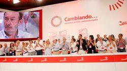 Rubalcaba dice adiós al PSOE... con alguna