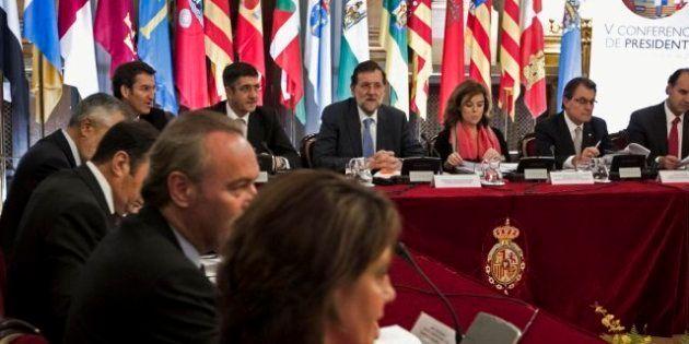 Acuerdo para revisar el reparto del déficit entre autonomías en