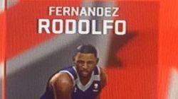 Rudy Fernández se vuelve negro en el 'NBA