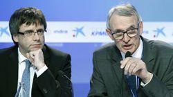 Puigdemont bajará el IRPF a rentas medias y bajas y no se lo subirá a las más