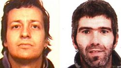 Dos etarras detenidos en