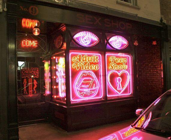 Londres: En el Soho se aprende más observando que