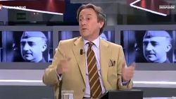 Así ilustra Telemadrid una intervención de Tertsch sobre Aznar