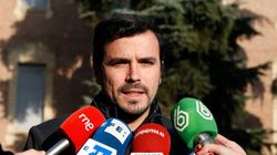 Garzón niega la disolución de IU, pero avisa: