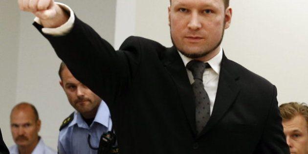Anders Breivik, condenado a 21 años de cárcel por la matanza de Utoya