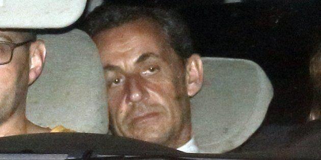 El expresidente francés Nicolas Sarkozy, imputado por