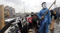 Erdogan ofrece diálogo pero reprende con cargas policiales