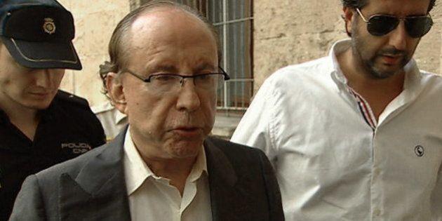 José María Ruiz Mateos ingresa en la prisión de Soto del
