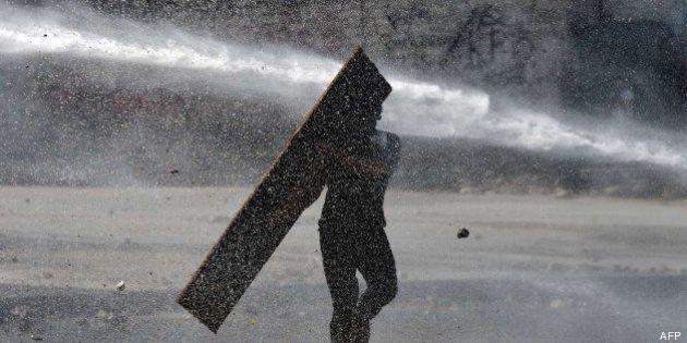 Los Mossos d'Esquadra comenzarán a usar chorros de agua contra los disturbios de las