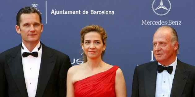 El rey prestó 1,2 millones de euros a la infanta para comprar el palacete de