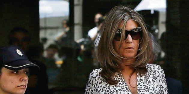 La Audiencia Nacional comienza a embargar los bienes de Rosalía Iglesias, mujer de Luis